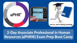 (GoingLearning) 2-Day aPHR Exam Prep Boot Camp